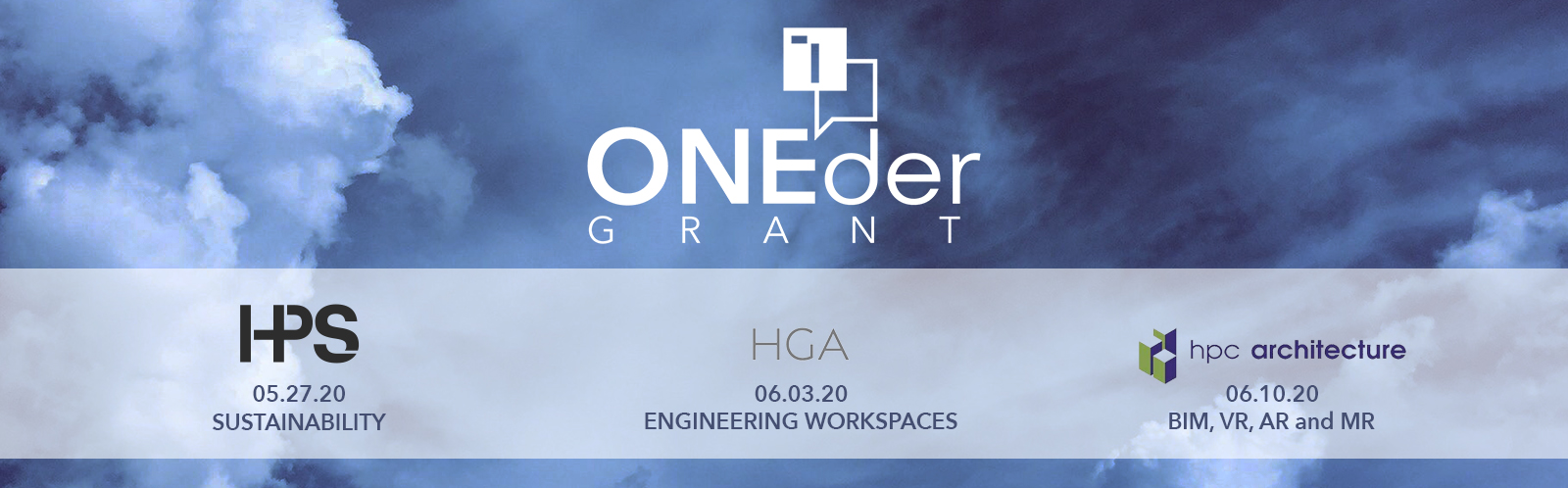 2020_05-27-ONEder Grant - Banner Date Announcement